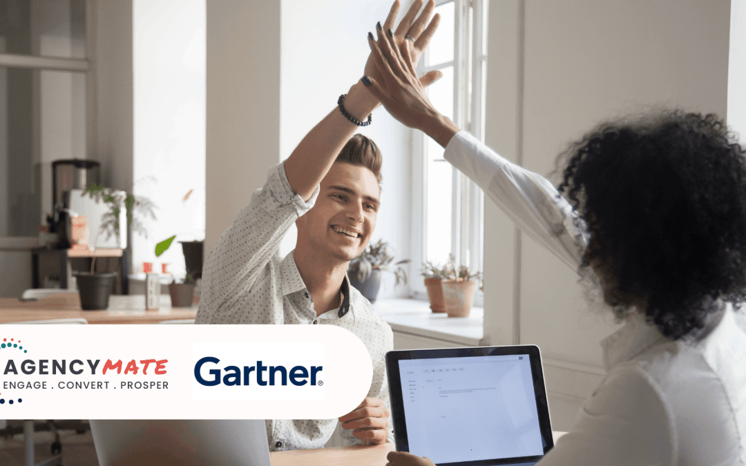 Gartner Client Success Story on CoTé's Launch of AGENCYMATE in the U.S